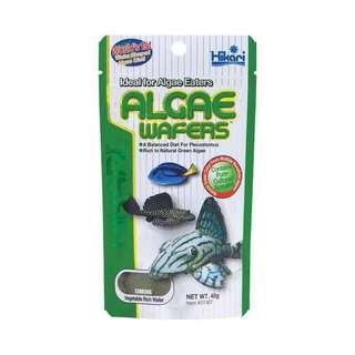Algae Wafers 40g