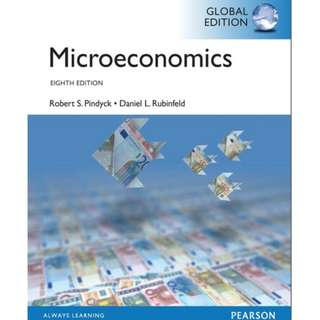 Microeconomics, Global 8th Edition eBook