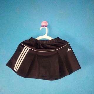 adidas skirt / sport skort