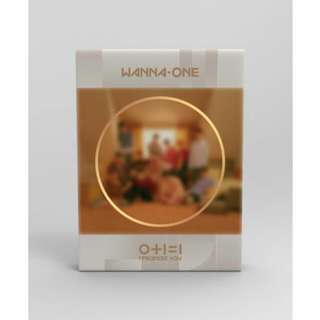 [PREORDER] WANNAONE - 0 + 1 = 1 I Promise You (2nd Mini Album)