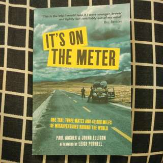 Its on the meter - Paul Archer & Johno Ellison