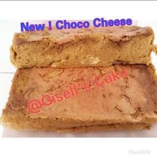 Choco cheese cake