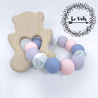 Wooden Teething Toy