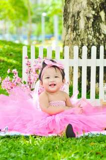 For Rent/Sale Tutu Dress for 1 Year Old