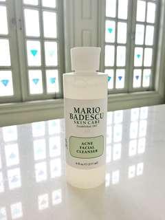 Mario Badescue Acne Facial Cleanser