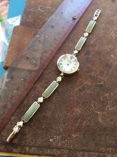 全新 18cm 緬甸玉 首飾錶