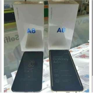 Handphone Samsung Galaxy A8 2018
