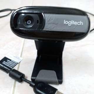 Logitec webcam