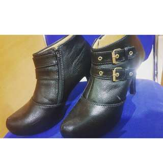 Leather's shoes high quality
