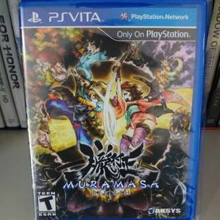 PS Vita - Muramasa Rebirth