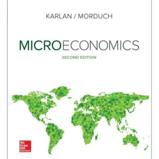 Microeconomics, 2nd Edition eBook