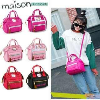 3 Way Hello Kitty Bag