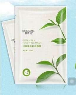 Face Mask- Green Tea purifying mask