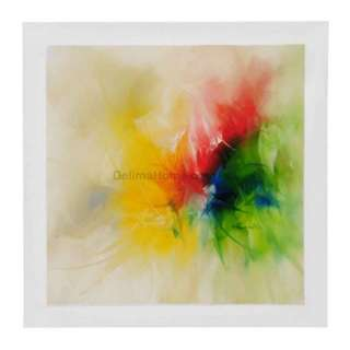 Abstract Rainbow ChenJinLu, Oil Painting