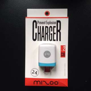 Charger 2 usb