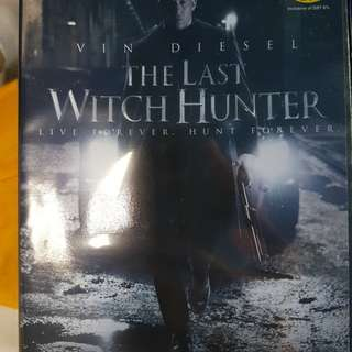 The last witch hunter!