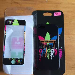 Case 360 Adidas iphone 5/5g/5s