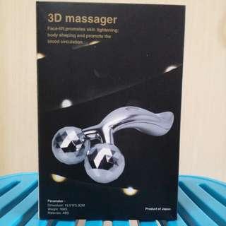 3D face lift & full body shape massager