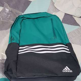 Orig Adidas Backpack (Green)