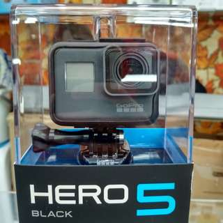 Cash / Credit Gopro Hero 5 Black Ekslusif Promo Dp rendah Bunga 0%