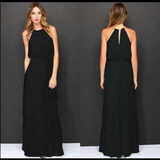 [PO] LONG MAXI DRESS