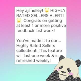 🎉Highly Rated Seller!