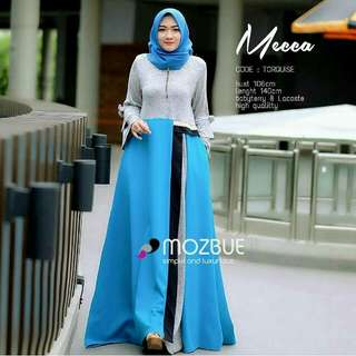 Mecca Dress Blue