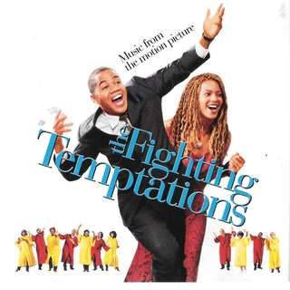 MY PRELOVED CD - MUSIC FROM MOTION PICTURE - FIGHTING TEMPTATIONS / FREE DELIVERY(F3P)