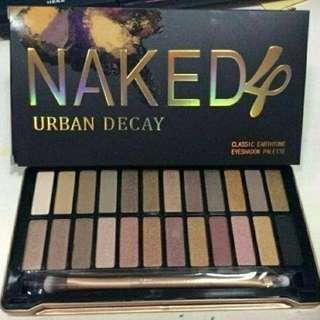 Eyeshadow naked 4