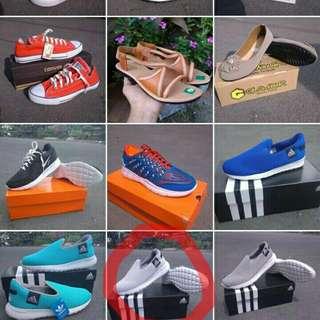 Sepatu sport , jalan2, formal, casual