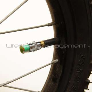 Tire Tyre Pressure Monitor Valve Cap Monitoring Warning Motorcycle/Bike/Bicycle/Car/Automobile