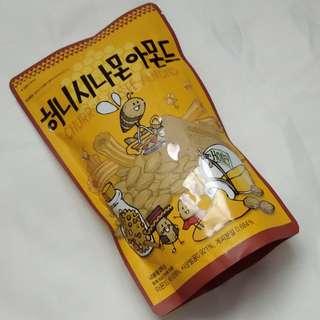 churros taste almond