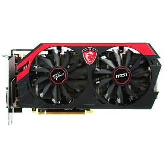 MSI GTX760 TWIN FROZR OC 2GB