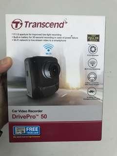 Transcend DrivePo 50 Dash Cam