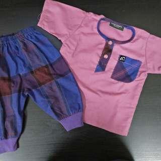 Baju Melayu Playkat