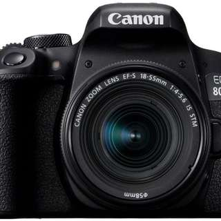 Canon 800D 18-55mm kit
