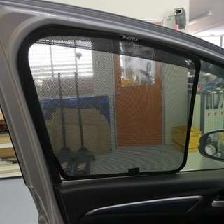 Shuttle Magnetic Sunshade/6Pcs