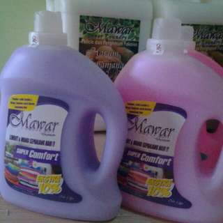Softener Mawar super laundry