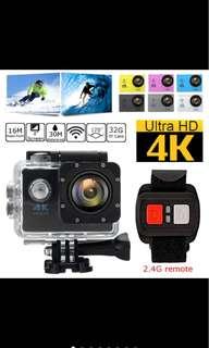 Sj9000 Ultra HD 4k 30fps