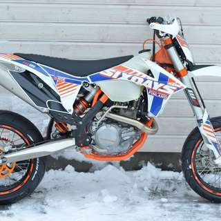 Looking for KTM 350 EXC-F SIXDAYS