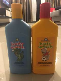 Baby shampoo & hair wash