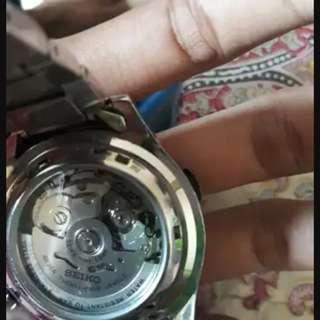 Jam tangan seiko 5 original