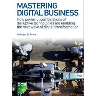 Mastering Digital Business eBook