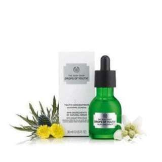 "The Body Shop ""Drops of Youth"" Youth Concentrate 30ml"