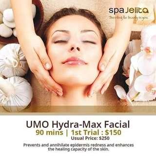 UMO Hydra-Max Facial