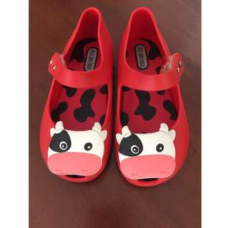 Mini Melissa Ultra Girl X Cow