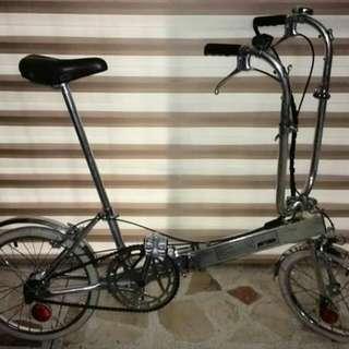 1975 Bickerton Portable vintage folding bike