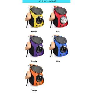 FREE DELIVERY Cat Puppy Breathable Astronaut Capsule Travel Bag