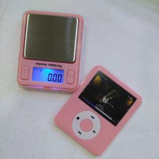 Pink pocket scale ( instock )