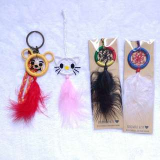 (CNY Sale) Mini Dreamcatchers
